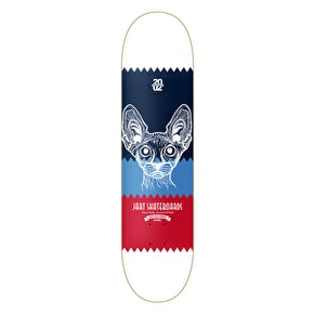 Jart Skateboard Deck - Animals 7.87
