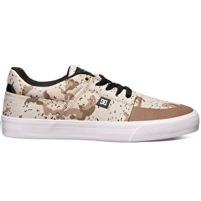 DC Wes Kremer TX SP Shoes - Desert Camo