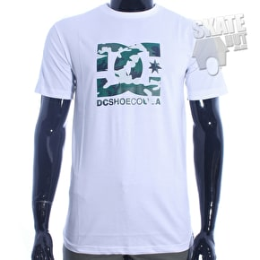 DC The Race T-Shirt - White