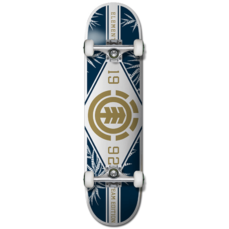 Element Skateboard - Major League Palm 8""