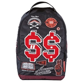 Sprayground Varsity Money Backpack