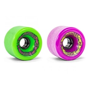 Mindless Voodoo Maji 70mm Longboard Wheels