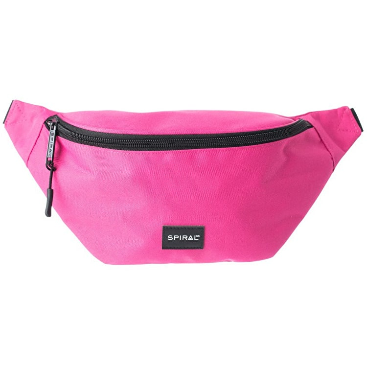 Spiral Core Bum Bag - Pink