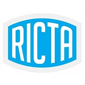 Ricta Wheels Logo Skateboard Sticker - 4
