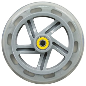 JD Bug Street 150mm Scooter Wheel - Clear w/Bearings