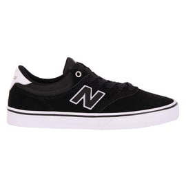 New Balance 255 Skate Shoes - Black/White