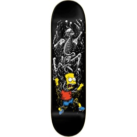 Zero Springfield Massacre Burman Skateboard Deck 8.25
