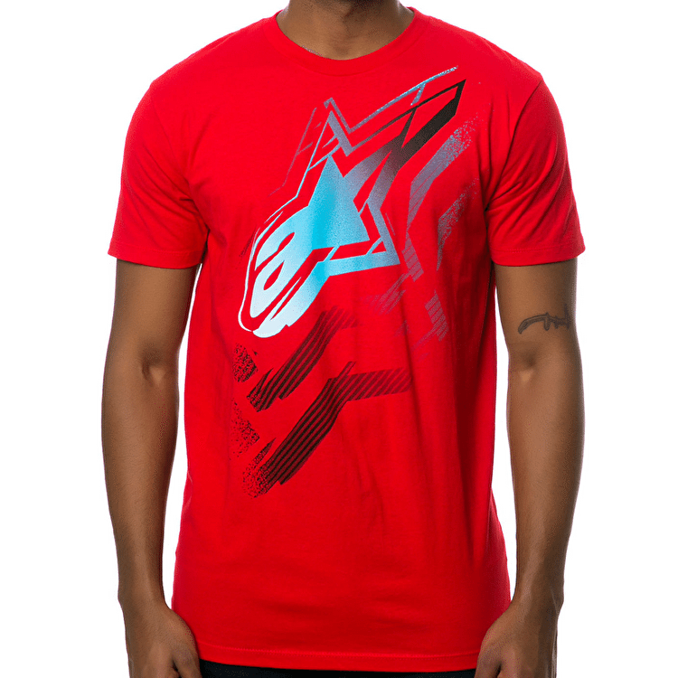 Alpinestars Telepathic T-Shirt - Red