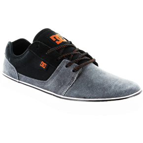 DC Tonik Shoes - Black/Grey/Black