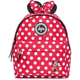 Hype x Disney Minnie Backpack - Red