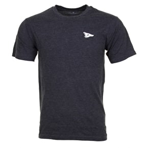 Primitive Arch Pennant Lightweight T-Shirt - Black