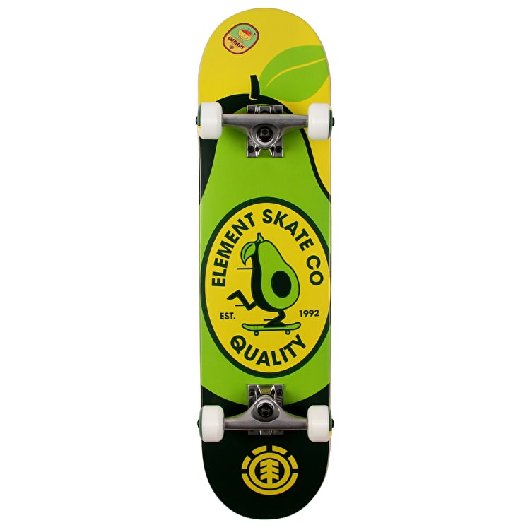 Element You Are What You Eat Complete Skateboard - 7.7""