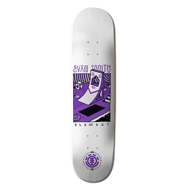 Element Modular Skateboard Deck - Evan 8.25""