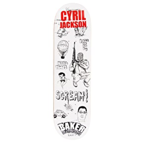 Baker Good Days Skateboard Deck - Cyril 8.5