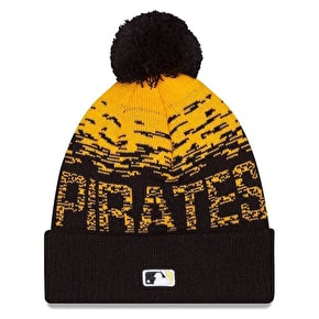 New Era MLB Sport Knit Beanie - Pittsburgh Pirates