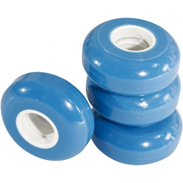 USD Blank Team Wheels 55mm/90a- Blue