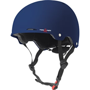Triple 8 Gotham Helmet - Blue Rubber