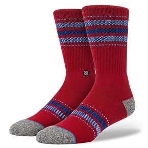 Stance Sullivan Socks - Red