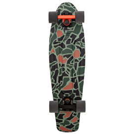 Penny Nickel Not So Camo Complete Skateboard - 27
