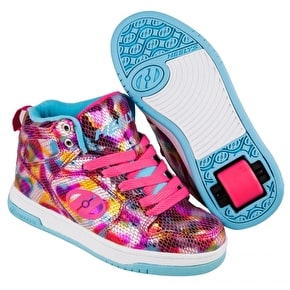 Heelys Flash 2.0 - Snake/Pink/Metallic