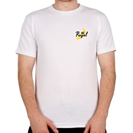Royal Underground T Shirt - White