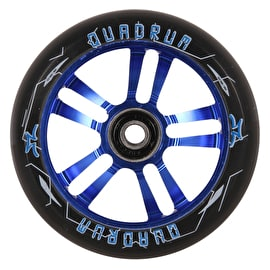AO Quadrum 10-Star Scooter Wheel 100mm - Blue