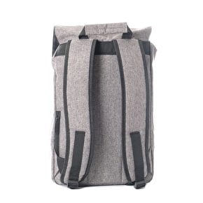 Spiral Brooklyn Backpack - Crosshatch Charcoal