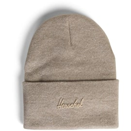 Herschel Aden Beanie - Heather Oatmeal