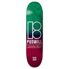 Plan B Skateboard Deck - Split Pro Spec Pudwill 8''