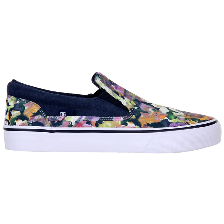 B-Stock DC Trase Slip-On SE Shoes - Multi UK 7 (Ex-Display)