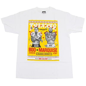 DGK Blood Money T-Shirt - White