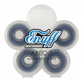 Enuff Abec 5 Water Resistant Bearings (Pack of 8)