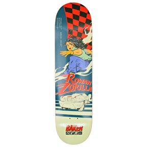 Baker Grand Prix Skateboard Deck - Rowan 8.0