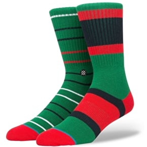Stance Unit 23 Socks - Green
