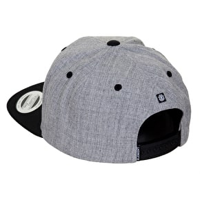 Element Knutsen Cap - Grey Heather