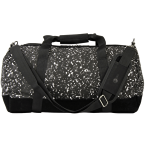 Mi-Pac Duffel Bag - Splattered Black/White