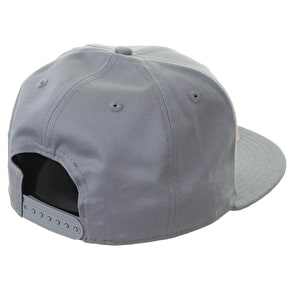 New Era 9Fifty Snapback Cap - Flawless Logo LA - Grey