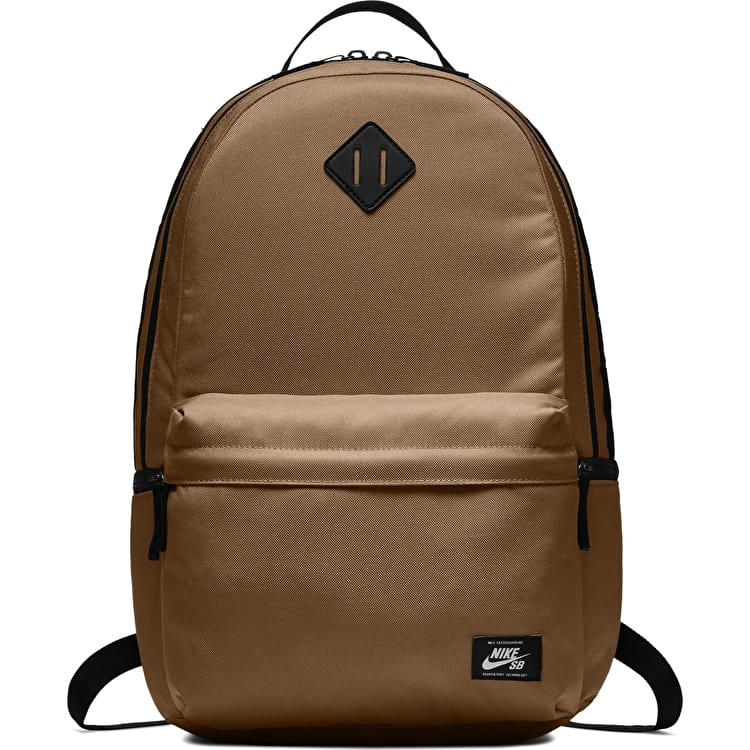 Nike SB Icon Backpack - Ale Brown/Black