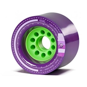 Orangatang Kegel 80mm Longboard Wheels - Purple (Pack of 4)