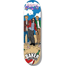 Baker Weekend At Rowan's - Rowan Skateboard Deck 8