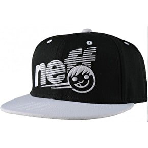 Neff Grade Kids Cap - Black