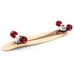 Mindless Raider III Complete Longboard - Brown 34