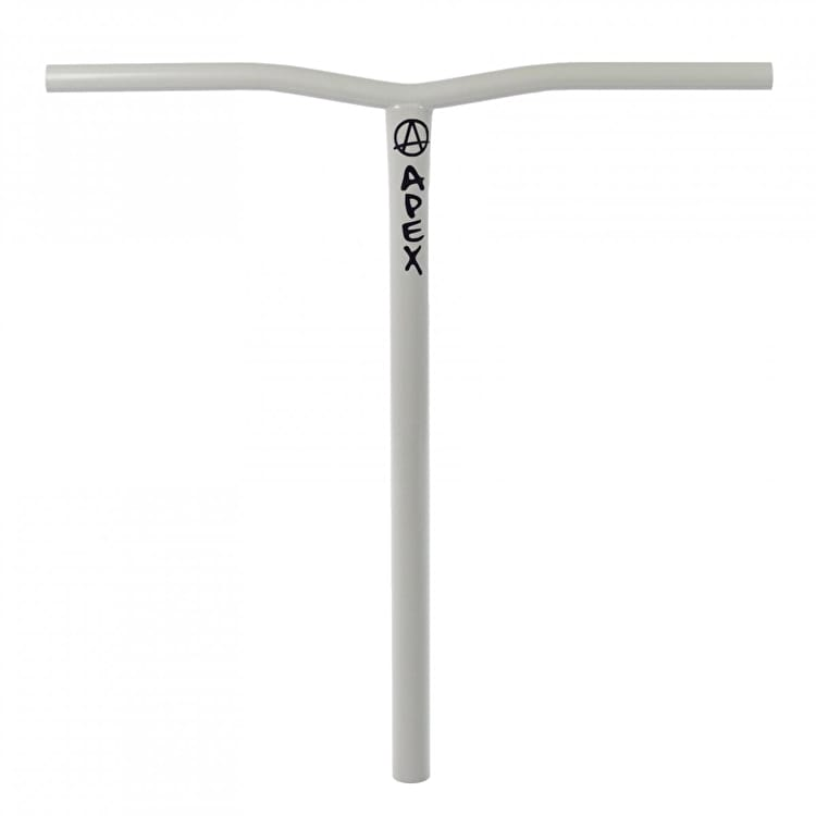 Apex Bol HIC Scooter Bars - Light Grey