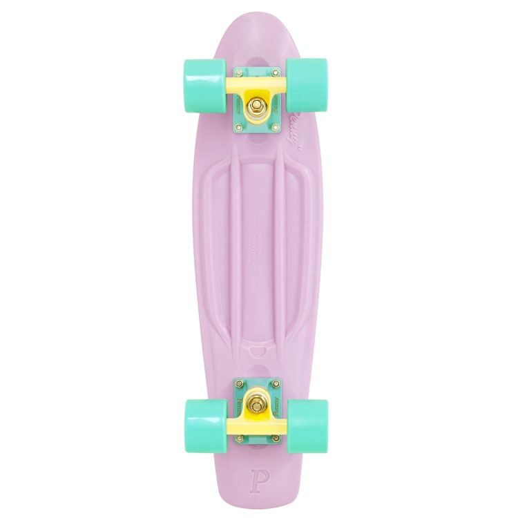 Penny Pastel Complete Skateboard - Lilac 22""