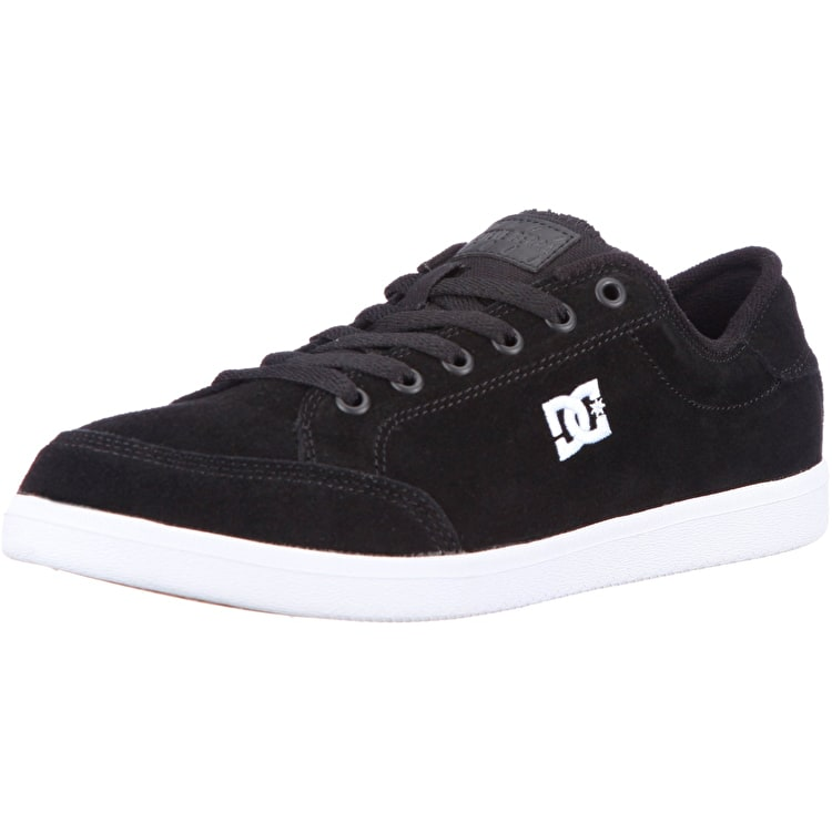 DC Berra Skate Shoes - Black/White - UK Size 8 (B-Stock)