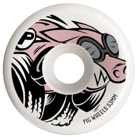 Pig Racer Conical Skateboard Wheels - 53mm