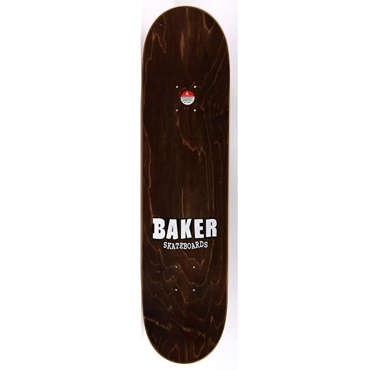 Baker Good Days Skateboard Deck - Reynolds 8""
