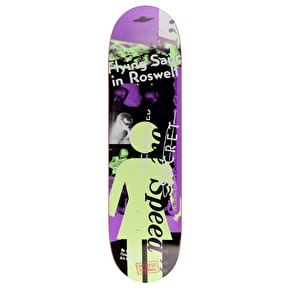 Girl Conspir-OG Skateboard Deck - Carroll 8.375