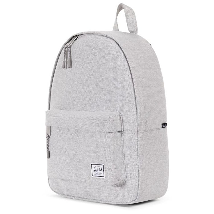 Herschel Classic Mid-Volume Backpack - Light Grey Crosshatch