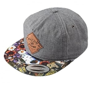 Volcom Jamboree 6 Panel Cap - Navy